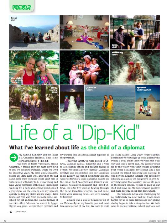 Life After Elizabeth blog - Life of a Dip Kid