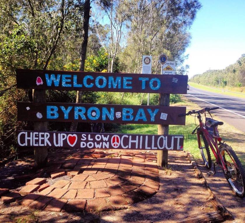 Welcome to Byron Bay: Cheer Up, Slow Down, Chill Out | Art Therapy with Kimberly