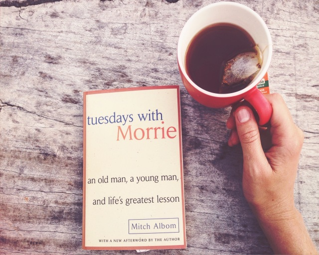 Tuesday's with Morrie | Life After Elizabeth