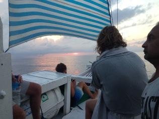 Komodo Dragon island boat tour