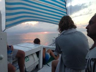 Komodo Dragon island boat tour Kuta Beach, Indonesia   Life After Elizabeth