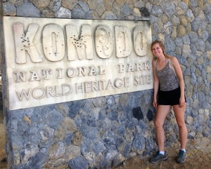 4 day boat adventure to Komodo Island | One month backpacking in Indonesia | Art Therapy with Kimberly