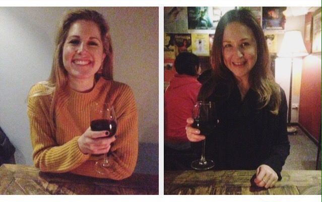 Red wine in Newtown | Life After Elizabeth