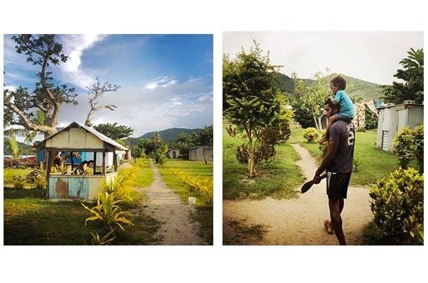 Gunu Village, Yasawa Islands, Fiji