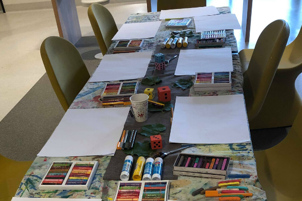 Art Therapy in a Mental Ward - Kimberly Hetherington | Art Therapy with Kimberly