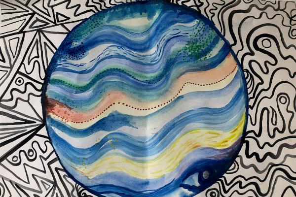 My Experience Interning in a Mental Health Hospital | Kimberly Hetherington | Art Therapy with Kimberly