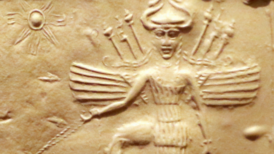 The Myth of Queen Inanna - The Heroine's Journey