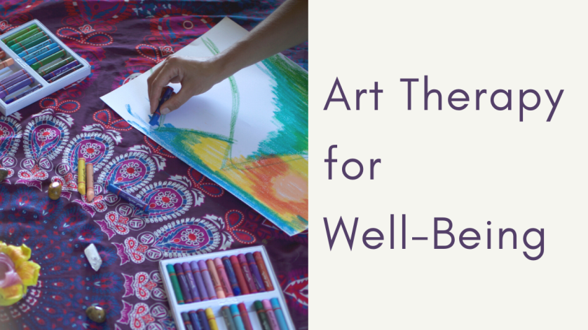 Art Therapy for Well-Being: Online Program
